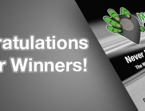 Congratulations to our 3 Drawing Winners!