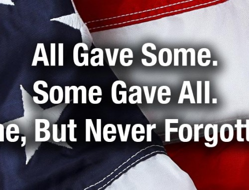 Some Gave All – Memorial Day